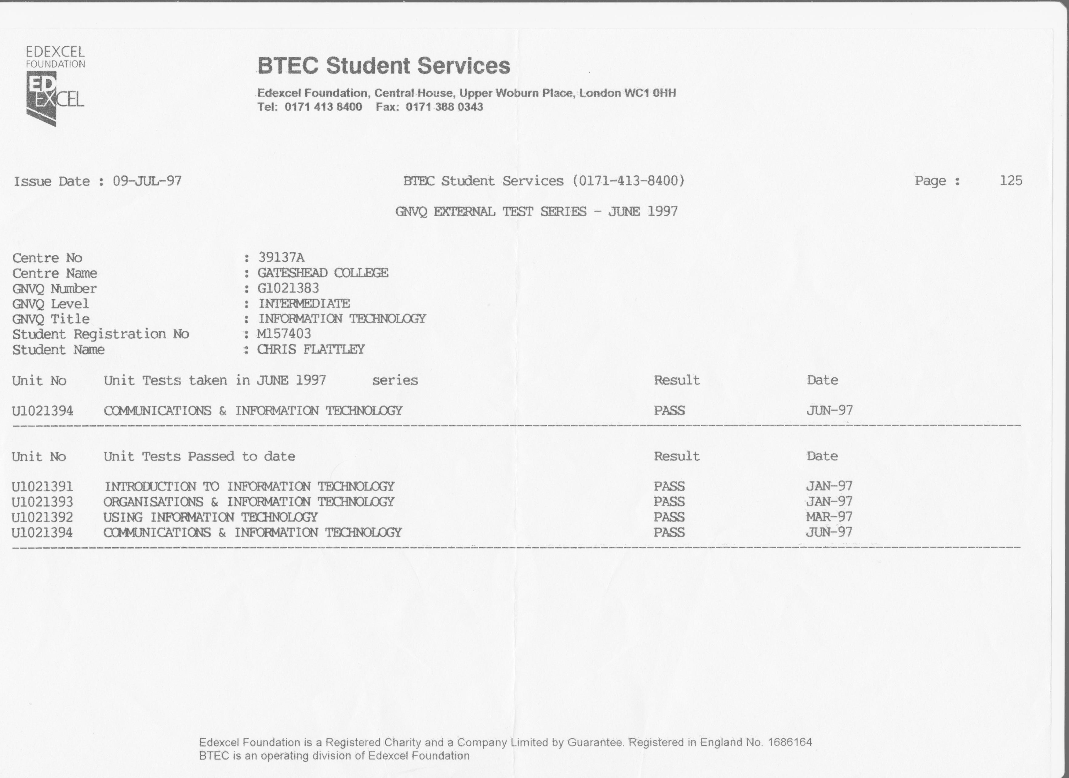 Teletech certificate of employment sample tufts career services online resume of chris wilcox btec3 cvchriswilcoxmeuk teletech certificate of employment sample teletech certificate of employment sample yadclub Image collections